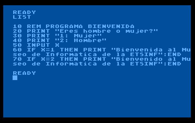 Los Microordenadores Atari Museo De Informatica