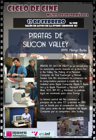 Cicle de Cinema – Pirates de Silicon Valley