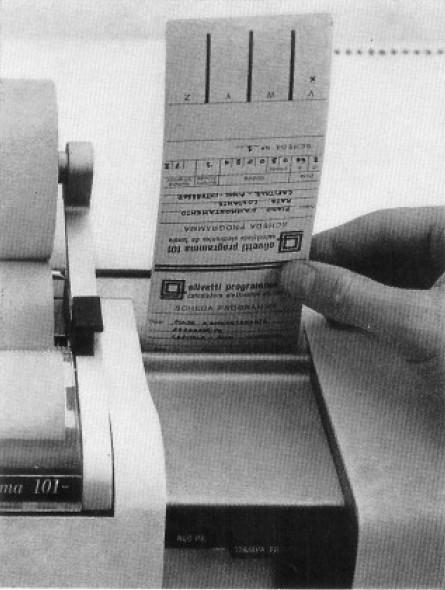 Tarjeta magnética