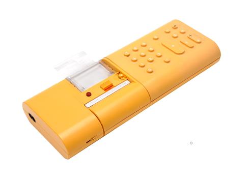 Modelo calculadora electrónica Divisumma 18 (1973)