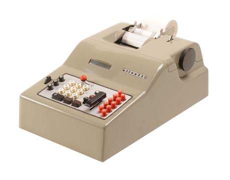 Calculadora Olivetti Divisummma 14