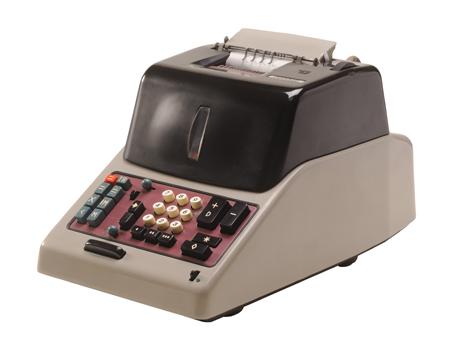 Calculadora Olivetti Divisummma 24