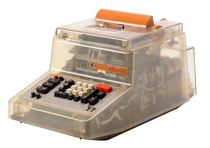 Calculadora Olivetti Divisumma 26 GT