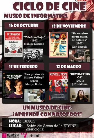Ciclo de Cine – Museo de Informática