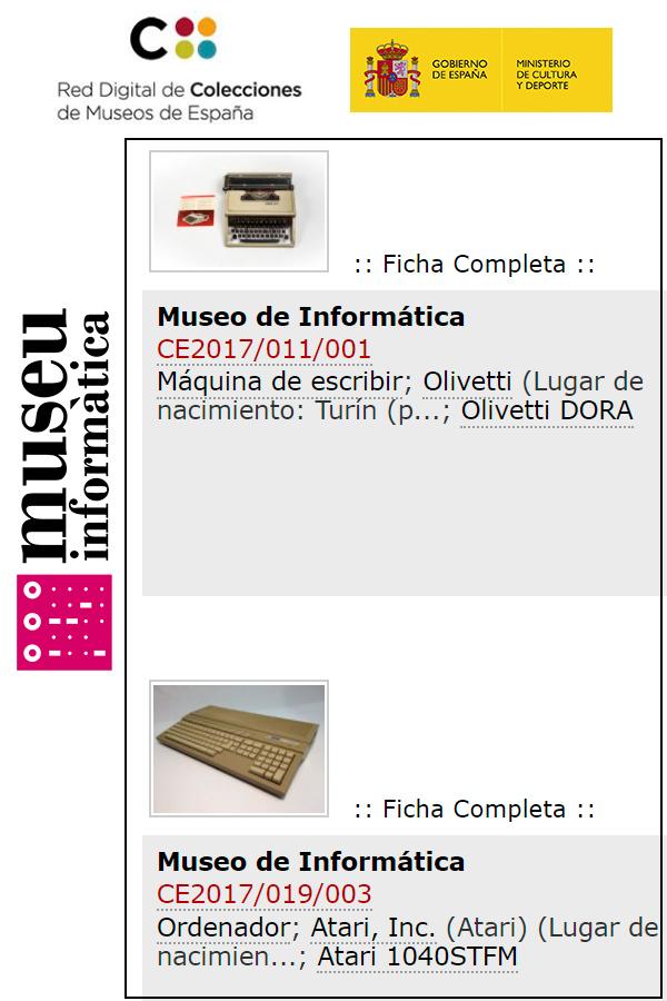 El Museuo en la red (CERES)